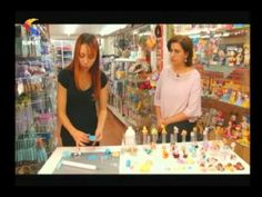 Bia Cravol - Abelha com Lata Reciclada Parte 3.avi - YouTube