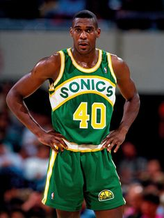 "—  Shawn Kemp ""Reign Man"" 1993 Seattle SuperSonics"