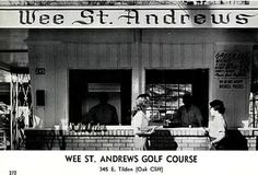 Oak Cliff: Wee St. Andrews golf course, 345 E. Tilden | Flickr - Photo Sharing!