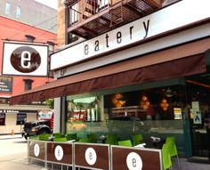 Eatery in New York, NY