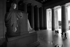 The Lincoln Memorial in Washington, D.C., Aug. 28, 2013. (Official White House Photo by Chuck Kennedy)