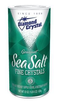 sea salt fine can