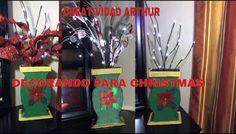 DECORANDO PARA CHRISTMAS
