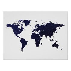 World map svg clipart silhouette - world map vector digital download ...