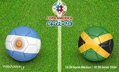 Argentina vs Jamaica en la Copa América 2015 ¡En vivo! - http://webadictos.com/2015/06/20/argentina-vs-jamaica-copa-america-2015/?utm_source=PN&utm_medium=Pinterest&utm_campaign=PN%2Bposts