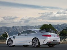 #Mansory #Mercedes-Benz S63 #AMG Coupe #cars #sportscars #supercars #luxury #exotics #cartuning #v8 #turbo #carbonfiber More Car Tuning >> http://www.motoringexposure.com/aftermarket-tuned/