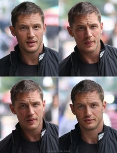 tomhardyspinky:    Good Night, Tumblr…!  Have this man in your every dream…    I need this man in me. Period.