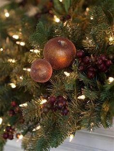 Give a warm welcome to your guests this holiday season with Balsam Hill's stunning Orchard Harvest Wreath and Garland with True Needle Technology. Christmas Colors, Christmas Holidays, Christmas Decorations, Christmas Ornaments, Holiday Decorating, Christmas Ideas, Decorating Ideas, Decor Ideas, Realistic Artificial Christmas Trees