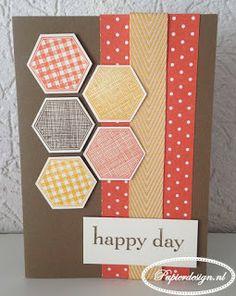 Papierdesign met Stampin' Up!: SU-per challenges #19 www.papierdesign.nl