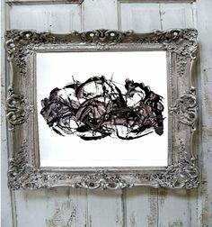 Aries https://www.facebook.com/erikamarchipainter www.erikamarchi.it #madeinitaly #art #mood #aries #style #minimal #artist #artmadeinitaly #minimale #blackandwhite #erikamarchi #italy #minimalart #bw #abstract #minimalist #tangle #arcollector #artcollection #heart #masterpiece #love #oilpaint #myart #me
