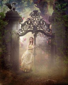 The Mysterious Garden [Cindy Grundsten]