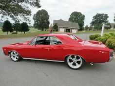 '67 Chevelle SS