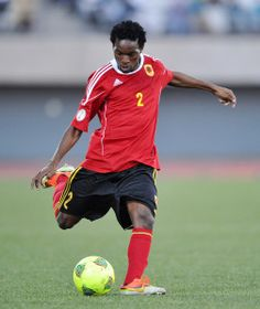 Joao Afonso of Angola during the Cosafa u20 Youth Championship Group B game between Angola and Madagascar at Setsoto Stadium, Maseru in Lesotho on 4 December 2013 ©Ryan Wilkisky/BackpagePix