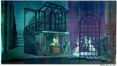 Sweeney Todd, by Stephen Sondheim - Frederic Wood Theatre: Directed by French Tickner, Set Design by Robert Gardiner
