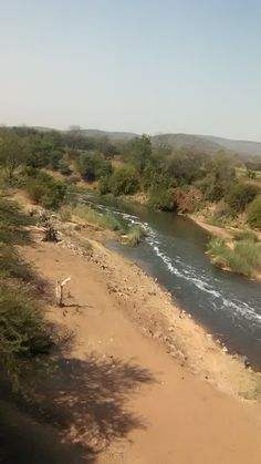 River near Brits,South Africa
