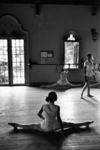 Cuba. La Habana. Escuela de Ballet del Instituto de Bellas Artes. 1963