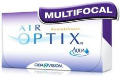 AIR OPTIX Aqua Multifocal 6 Stück