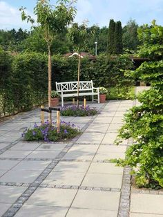 Planter, Backyard, Patio, New Builds, Garden Inspiration, Villas, Outdoor Living, Sidewalk, Garage