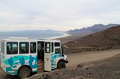 Rugged Public Transportation to Cofete Beach in Fuerteventura Canary Islands