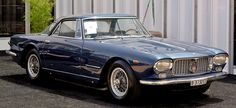 Maserati 5000GT by Allemano, 1960. The 5000 GT was created by combining the chassis of the 3500 with a modified engine from the 450S. Of a total production of 34 cars, 22 were built by Carrozzeria Allemano, to Giovanni Michelotti's design