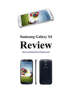 Samsung Galaxy S4 Review #SamsungGalaxyS4 #GalaxyS4 #SGS4 Galaxy 5, Samsung Galaxy S4, Phone, Telephone, Phones, Mobile Phones