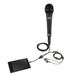 The MXL MM130 is a handheld microphone that can be used with smartphones and tablets to record great great audio when you shoot a video interview or record an audio podcast.