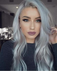 Grey hairstyles for black women Sew in weaves with closure factory cheap price with store coupon DHL worldwide shipping Jingleshair humanhairextensions hairweavesewin greyhair greyhairstylesafricanamerican 679973243719234817 Hair Extensions Tutorial, Human Hair Extensions, Long Extensions, Silver Hair Extensions, Ombre Hair, Balayage Hair, Weave Hairstyles, Pretty Hairstyles, Hair Inspo