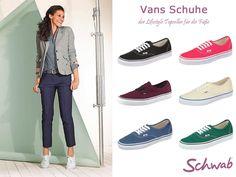 Die klassichen #Vans #Schuhe gibt's bei uns in verschiedenen Trenfarben. Welche darf's für Euch sein?