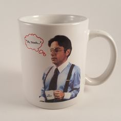 Office Space Special Edition with Flair - Uh Yeah Coffee Mug - FREE SHIPPING!