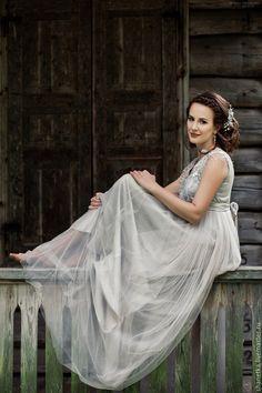 aedfdcb0174 Wedding dress boho chic – shop online on Livemaster with shipping Boho Chic  Wedding Dress