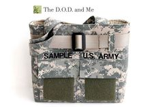Army wife purse