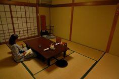 Chabudai and Tatami Floors