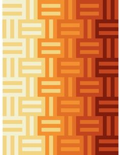 Must Love Quilts Water/Waves Tutorial quilt art gold yellow orange brown