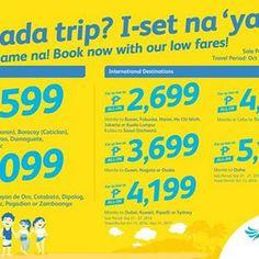 Cebu Pacific Manila To Guam Promo Fares Cebu Pacific Air