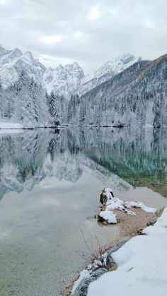 Fusine lake, Friuli (Italy)