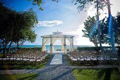 Dreams La Romana wedding venue in La Romana, Dominican Republic. The sun, the sand, and the Caribbean Sea! Perfect.