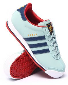 The Samoa W Sneakers by Adidas! A little Zissou esque 28c7f68e6