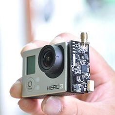 Eachine Light L250 5.8g 250mw VTX FPV Transmitter for Gopro 3 (SMA Female)