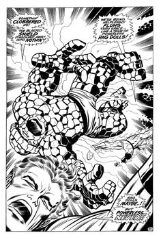 Jack Kirby: Fantastic Four