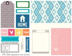 Home Printables