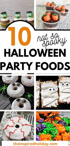 Halloween parties for kids are always such a treat. Here are the 10 best Halloween party foods to try in 2020. Make some delicious Halloween party treats using any one of these fabulous recipes. Classroom Halloween Party, Halloween Cans, Halloween Treats For Kids, Classroom Treats, Halloween Baking, Halloween Dinner, Halloween Desserts, Halloween Food For Party, Halloween Activities