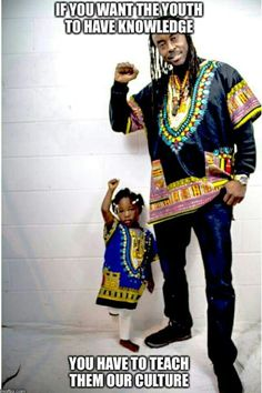 Teach our children our Black History