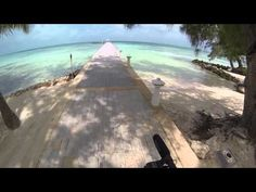 GoPro HD: Rum Point Pier Grand Cayman.  I filmed this video while walking down the pier at Rum Point in Grand Cayman.  I filmed this video with a GoPro HD Hero3 Black Edition camera attached to a GoPro head strap mount.  Rum Point is located towards the northern middle of Grand Cayman.  Please share this video with others and enjoy my other travel videos too!