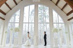 Winter White : Ashton Gardens Wedding Photography www.ashtongardens.com