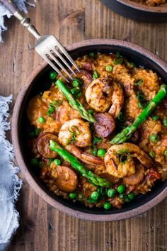 recipes for two Instant PotJambalaya! Delicious and easy, this recipe for Jambalaya can be made in an Instant Pot or on the Stove Top. Best Jambalaya Recipe, Jambalaya Recipe Instant Pot, Best Instant Pot Recipe, Chicken Jambalaya, Whole Food Recipes, Dinner Recipes, Donut Recipes, Sandwich Recipes, Gourmet