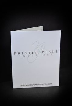Interior design, furnishings, and business folders.  Design your own business folders on ThePaperWorker.com!