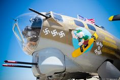 nose art from Ww2 Posters, Pin Up Posters, B 17, Image Avion, Aircraft Painting, Airplane Art, Lost Art, Aviation Art, Pin Up Art