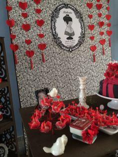Festa Pin Up 45 Years Pin Up Party 45 years Meu aniversário de 45 anos em 08-05-2016 Bolos e cupcakes - Bolos Thiengo +55 21 99190-7650 Decoração - DIY - feito por mim! Roberta