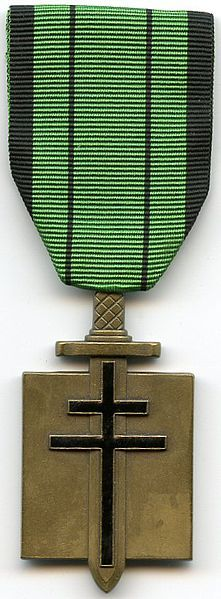 Ordre de la Liberation (France) Established by General Charles de Gaul for Outstanding Contribution in liberating France from Nazi Germany during W.W.II given to both Military and Resistance members