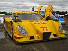 Dallara-Ford Race Car